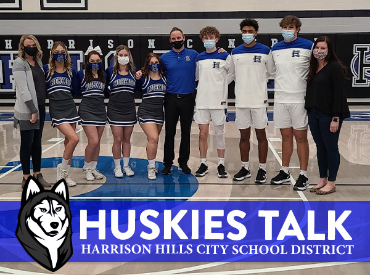 Huskies Talk Issue 12