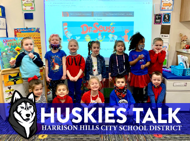 Huskies Talk Issue 18