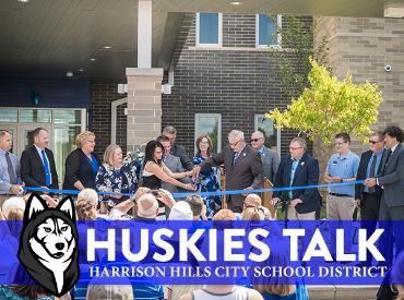 Huskies Talk Issue 1