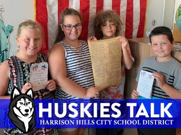 Huskies Talk Issue 3