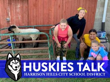 Huskies Talk Issue 4