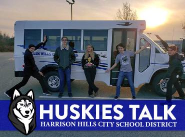Huskies Talk Issue 14