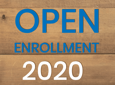 Open Enrollment to begin March 1, 2020