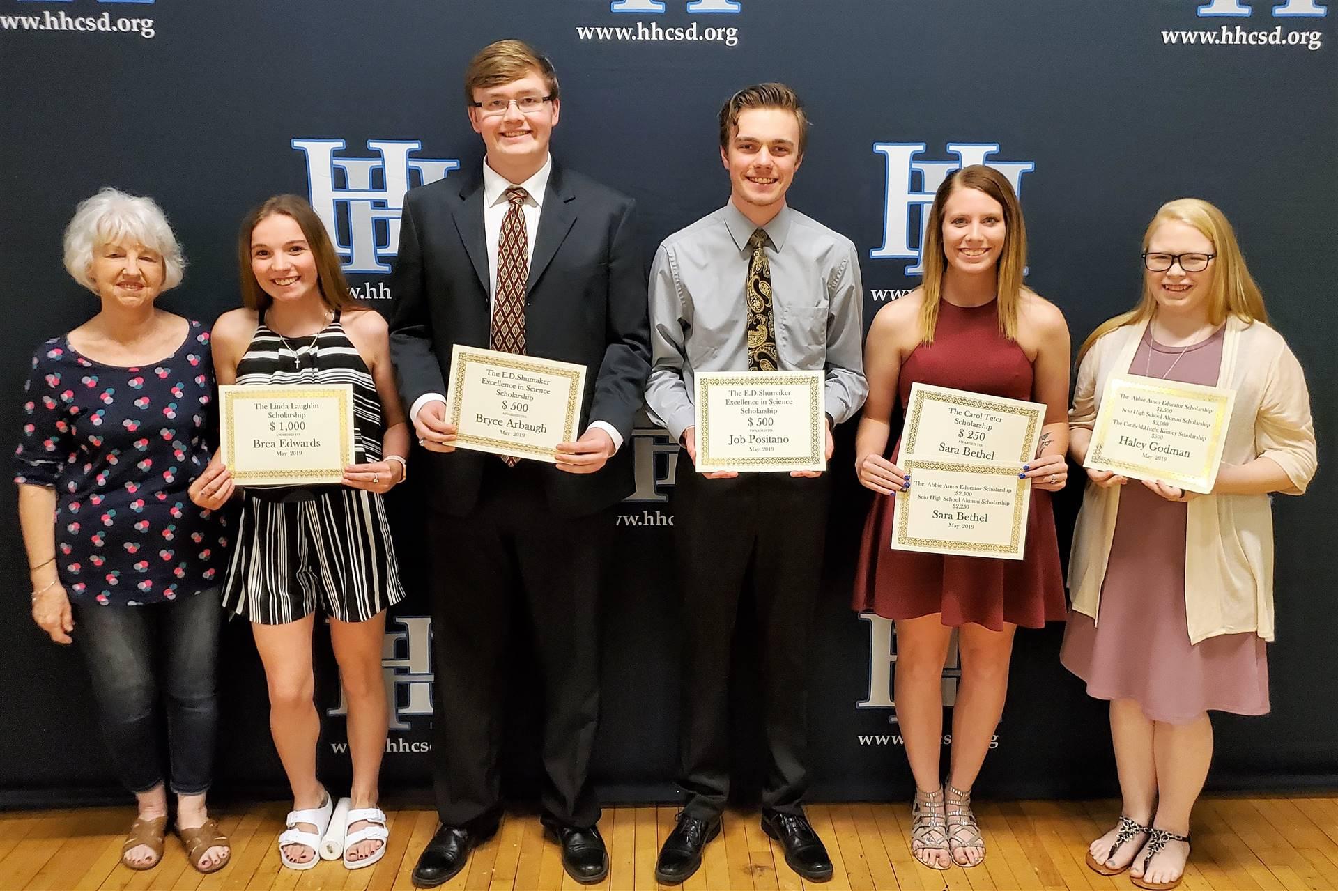 Scio Alumni Scholarship