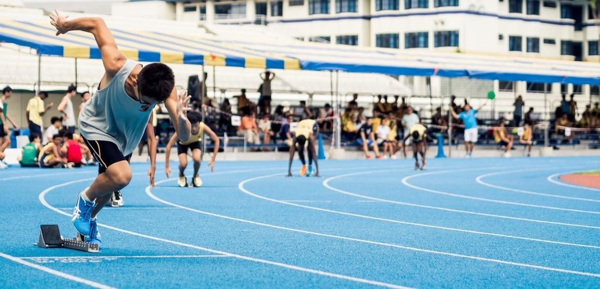 Sample Sports Image Track